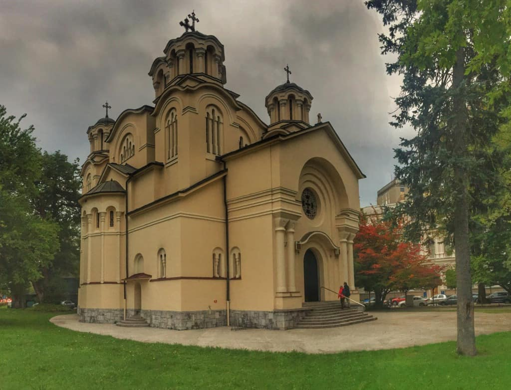 RobinHendriks.com: Cyril and Methodius Church - Ljubljana